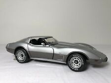 New Listing1980 Corvette Coupe Club Car Franklin Mint B11C485 1/24 Le