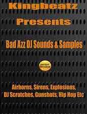 DJ Sound Effects & Airhorn Samples