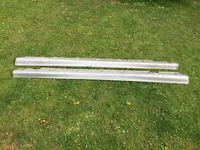 VAUXHALL VECTRA B 2.5 V6 GSI PHASE 2 SIDE SKIRTS SILVER