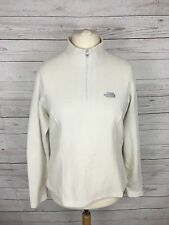 Women's The North Face Zip Neck Fleece - Large UK14/16 - Great Condition