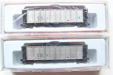 N scale Fox Valley Models TWO APOX ALABAMA POWER RD-4 Coal Hoppers