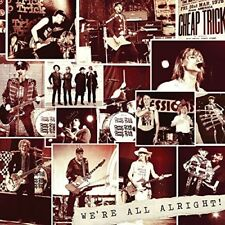 Cheap Trick - We're All Alright! [New Vinyl LP] 180 Gram, Deluxe Edition