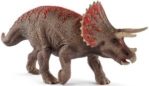 Schleich Dinosaur World Triceratops 21.1x5.2x9.8 cm Action Figure Plastic LARGE