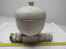 Hydac 02128812112 3000 Psi 20 Liter Diaphragm Bladder Accumulator