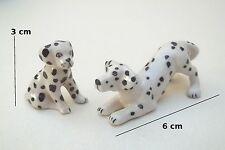 chiens miniature en céramique ,collection, vitrine, hondjes, dogs   S5-G