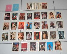 MERCANTE IN FIERA Playmen 60 Cartes cartes PROMO Magazine érotique 1985 Gadget