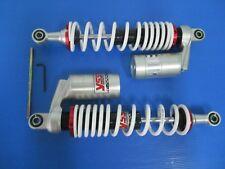"""HONDA ST50 ST70 CF50 CF70 Rear Gas Shock set 340 mm. """"WHITE""""  YSS    #bi3424#"""