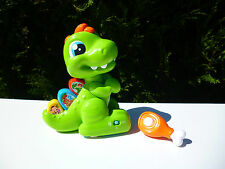 ☻ Clementoni Baby T-Rex Dinosaure Électronique Qui Parle Chante Et Bouge