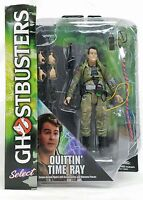 Quittin' Time Ray Ghost Busters Action Figure Series 3 Dan Aykroyd New Sealed