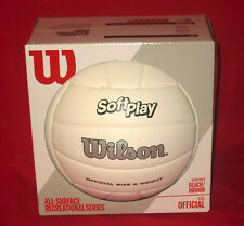New in Box Wilson Softway All-Surface Beach/Indoor Volleyball