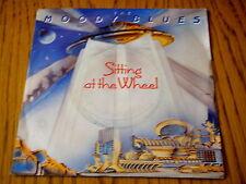 """The Moody Blues-Assis au volant 7"""" vinyle PS"""