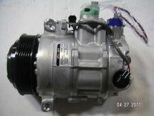 AC Compressor OEM Denso fits Mercedes-Benz C300 4Matic, C300, C350, C63 AM... RN