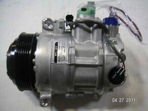 AC Compressor OEM Denso 6SEU16C fits Mercedes-Benz C250, C300, C350, C63 A... QR
