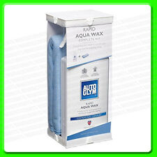 Kit cire Autoglym AQUA [ aw500kit ] 500ml trigger Aqua cire + 2 micro fiber cloth
