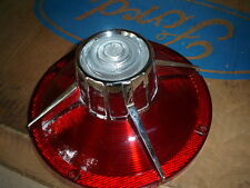 63 Galaxie Taillight lens W/backup Galaxie 500 XL 427 Q R G P X Y Code C3AZ NOS