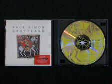 Paul Simon. Graceland. Compact Disc. 1996. Made In Australia