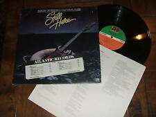 Ian Thomas Band - Still Here 1978 PROMO LP Atlantic Records SD 19167 EXC