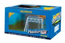 Bachmann Plasticville HO Signal Bridge Built Up 45001