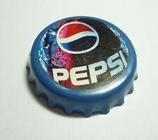 """PEPSI Cola Blue Cap Top FRIDGE MAGNET & OPENER New Cap Design 3"""" Dia"""