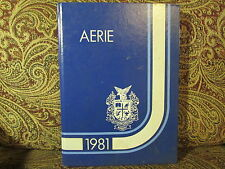 1981 Jefferson Christian Academy Yearbook, Birmingham Alabama Annual