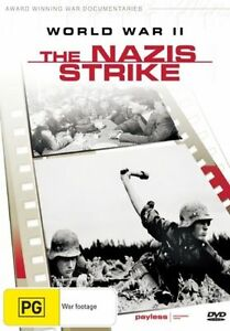 World War II - The Nazi's Strike (DVD, 2002)