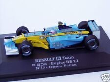 RENAULT RS22 Button 1/43 Universal Hobbies  F1