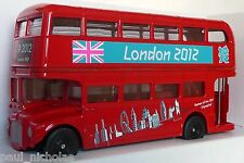 Corgi TY82319 1:64 Great British Classics London 2012 Olympics Routemaster bus