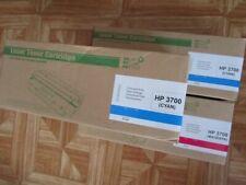 TONER Laser 3700 Compatible HP Imprimante Cartouche encre NEUF
