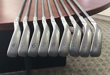 Ping G5 9pc Iron Set 4-9, L, S, W RH TFC100I Green Dot Regular Shaft Match #s