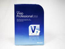 Microsoft Visio 2010 Professional Vollversion, englisch - neu, SKU: D87-04394