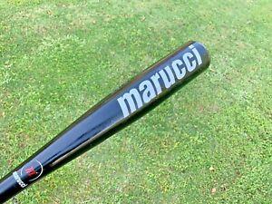 """Murucci Black MZ 29""""/21 oz Baseball Bat 2 5/8 BIG barrel USSSA BPF 115 HOT Cat"""