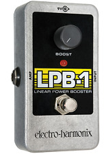 Electro Harmonix EHX LPB-1 LPB1 Linear Power Booster, Brand New