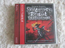 Death Bringer (Skulduggery Pleasant) by Derek Landy (Audio CD, 2011)