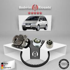 KIT DISTRIBUZIONE + POMPA ACQUA VW SHARAN 1.9 TDI 96KW 130CV 2003 ->