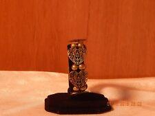 Vintage Heart Rubber Band Bracelet