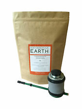 Diatomaceous Earth No-Grit Superfine Food Grade 1kg Powder with Duster