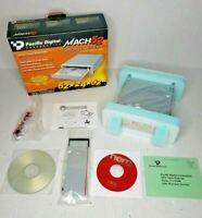 Pacific Digital Mach52 - 52x24x52 Internal IDE CD-RW Drive - Ships Fast! - Mint!