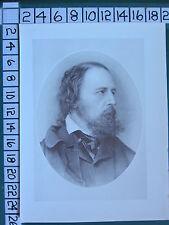1909 stampa ~ Alfred Tennyson ~