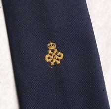 QUEEN'S AWARD EXPORT LOGO TIE VINTAGE RETRO CLUB ASSOCIATION 1980s BY TOOTAL