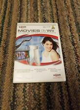 X-oom PC CD ROM -- Movies On Wii -- Nintendo Wii -- A+ CONDITION