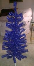 Penn State Nittany Lions Blue & White 3FT Christmas Tree Tabletop Colored Tree