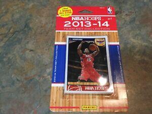 NBA hoops team set collection 2013-14