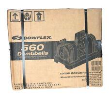 Bowflex ST560 Selecttech Adjustable Dumbbell 5-60 Lbs - NEW - Single!