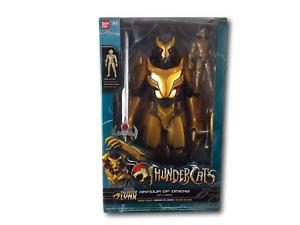 "Bandai Thundercats Armour of Omens Thunder Lynx 12"" Action Figure with Lion-O"