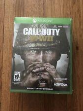 Call of Duty: WWII WW2 Xbox One