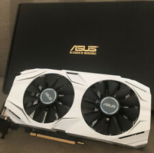 Asus Radeon Dual-RX480 4gb, PC Graphics Card, VR Ready, AMD Freesync
