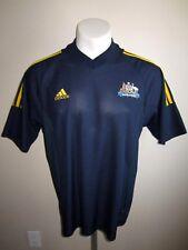 L vtg 2002 ADIDAS AUSTRALIA SOCCER JERSEY FOOTBALL SHIRT WOLD CUP USA SOCCEROOS