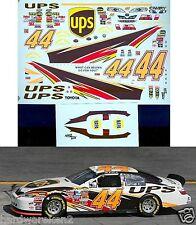 NASCAR DECAL #44 UPS 2007 TOYOTA CAMRY DALE JARRETT