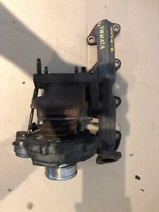 VAUXHALL VIVARO 2.0 CDTI M9R ENGINE 2006-2014 TURBO CHARGER & MANIFOLD GT15S