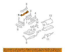GM OEM Exhaust System-Crossover Pipe 24507946